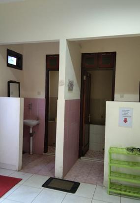 toilet para pihak